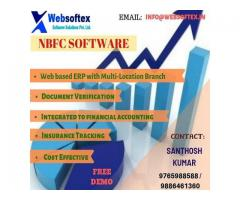 Web Based NBFC Software - Websoftex