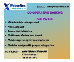 credit co-operative society software application