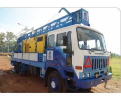 PRL Rigs | Leading Manufacturer of Drilling Rigs In India