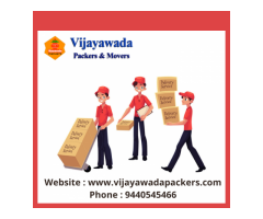 House shifting packers and movers in Vijayawada