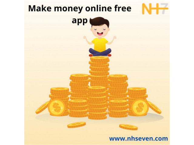 NH7 - make money online free app.