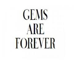 Gems Are Forever