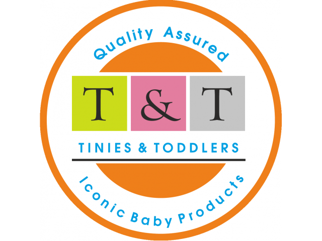 Tinies and Toddlers Natural Plastic Feeding Bottle – 250 ml