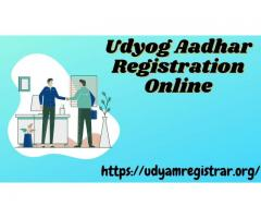 Best service to get Udyog Aadhar Registration online @ 8538976655