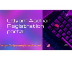 Best service to get Udyam Aadhar Registration Portal @ 8538976655