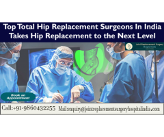 Best Total Hip Replacement Surgery in India Giving Range of Motion