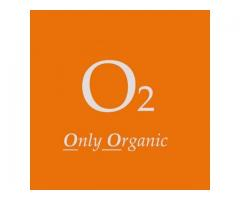 Stay Healty Organically with O2