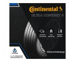 195/55 R16 Continental Ultra Contact UC6 Car Tyre Price