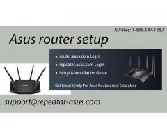 Asus Router & Extender Setup