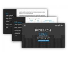 RESEARCH EDGE - INVESTMENT LETTER- FOR LONG TERM INVESTMENT
