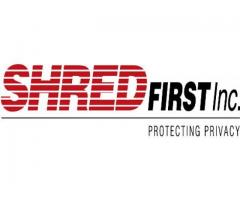 Shred First, Inc.