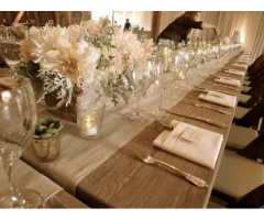 Wedding Event Planning and Food Catering in Santa Ynez Valley - First & Oak