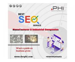 Looking SEO for Manufacturing Companies- Grow Your Business