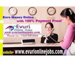 Home Based Computer Typing job, Home Based Data, Entry Operator Data Entry