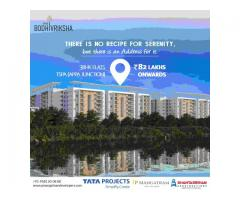 luxury 3 bhk flats for sale at TSPA Junction | Mangatram Developers