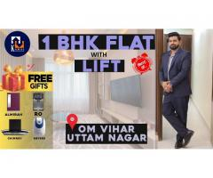 Do You Want To Take Your Own Flat At A Low Price That Too Of 1 BHK ?