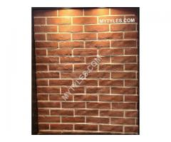 Culture Brick Cladding RED(online tile store)
