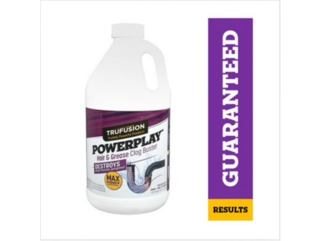 Powerplay Hair & Grease Clog and Drain Remover
