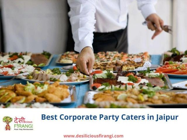 Top Office Party Caterers in Jaipur | Desilicious Firangi
