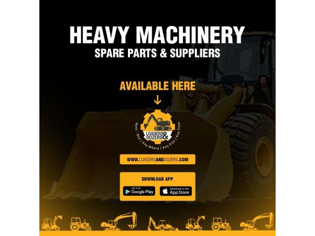 Loaders & Dozers- Marketplace for Heavy Construction Equipment & services in India
