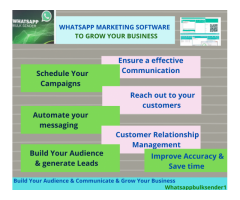 Whatsapp Marketing Software