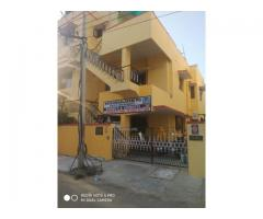 Low rent hostel in velachery