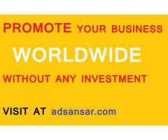 FREE CLASSIFIED ADVERTISEMENT IN KOLKATA INDIA adsansar.com