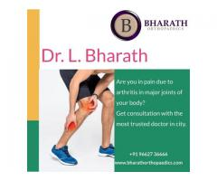 Total knee replacement: Dr. Bharath