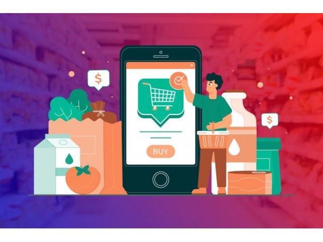 The rise of grocery delivery apps in the market and the opportunities that lie within them.