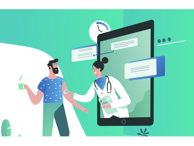 Get a feature-filled on-demand doctor appointment app for your business.