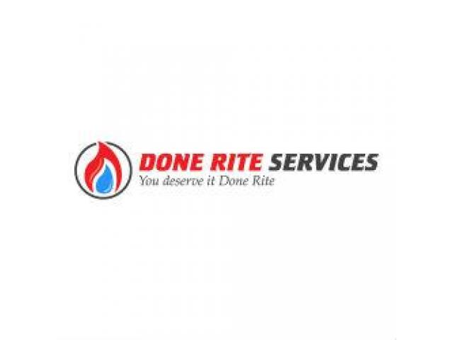 Done Rite Services Air Conditioning & Heating