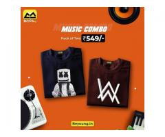 Online Shopping Of T-Shirt & Mobile Cover @ Beyoung