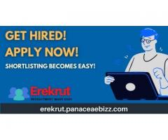 Get connected with Companies Hiring at EREKRUT.