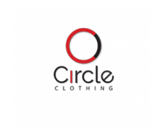 Circle Clothing Tie Dye T-Shirts Multi-Color Blue White Spiral Colortone