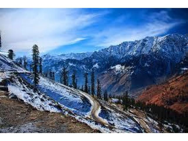 HIMACHAL WITH DHARAMSHALA HOLIDAY TOUR PACKAGE WITH FRIENDS.