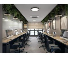 A Premium Coworking Office Space in Ahmedabad