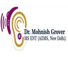 Dr. Mohnish Grover - Otolaryngology Doctor in Jaipur,