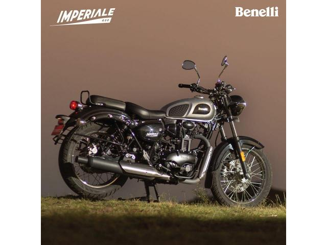 benelli imperiale 400 motorcycle