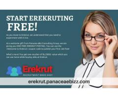 Automate Your Hiring with erekrut