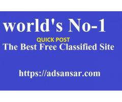 VERY IMPORTANT BEST SERVICE FREE ADVERTISING OFFER IN INDIA