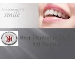 Delhi's best dentist and various services
