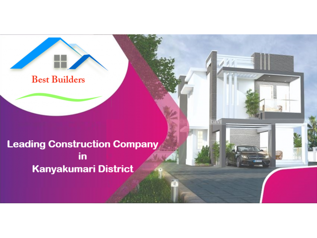 Leading Construction Company in Kanyakumari District