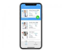 Online Healthcare Services By Launching The Doctor On-demand Clone App